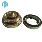 Magnetic Clutch 7PK 160MM